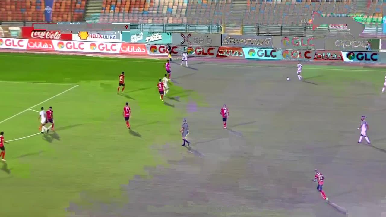 أهداف مباراة الزمالك 3-1 الأهلي بتاريخ 2020-08-23 الدوري المصري