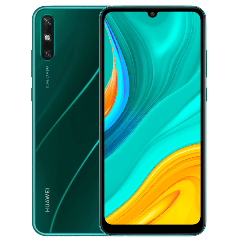 Huawei Enjoy 10e is official, a budget phone with 20:9 screen, Helio P35 and 5,000mAh battery