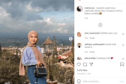 Biodata Indri Duo Ageng dan Akun Instagramnya, Putri Pertama Ky Ageng Slamet (Ageng Musik)