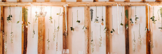 Take a peek at the wedding decorations that can be applied to the wedding venue