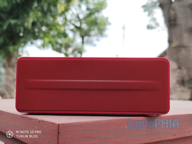 Review Naxen X7 Boombox