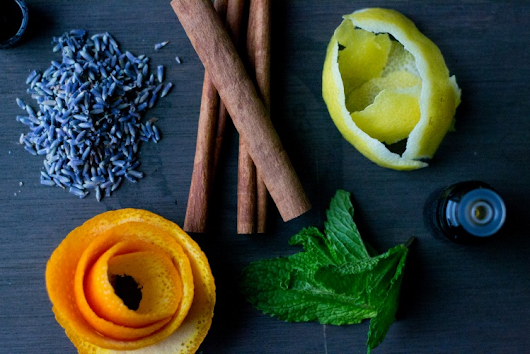 The best essential oil recipes to try with your diffuser - Shirley Lane