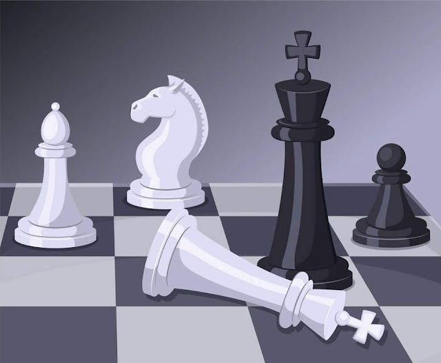 John Wu : Πως η Ελίτ με 5 κινήσεις μας κάνει #Checkmate