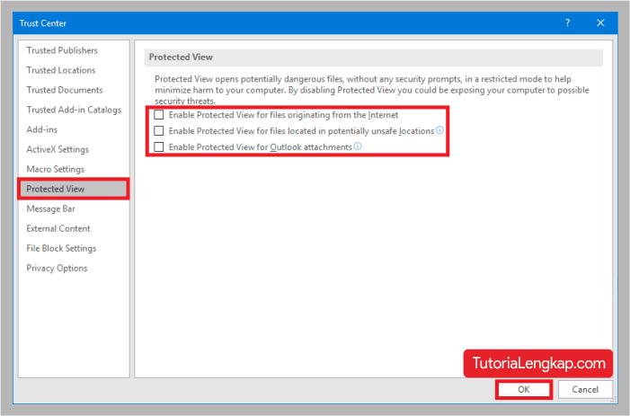 cara tutorial menonaktifkan protected view pada office.png