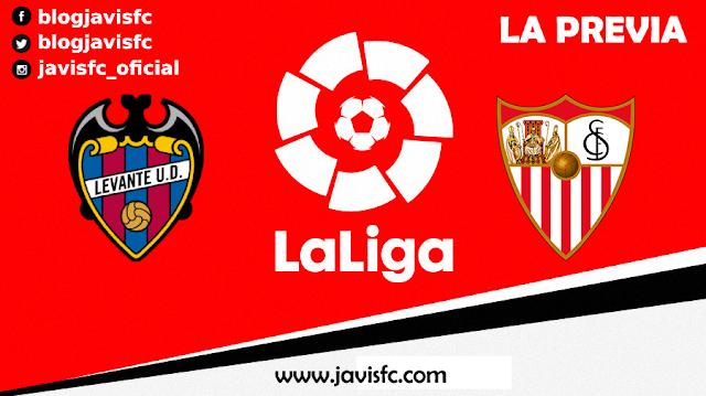 Previa Levante - Sevilla