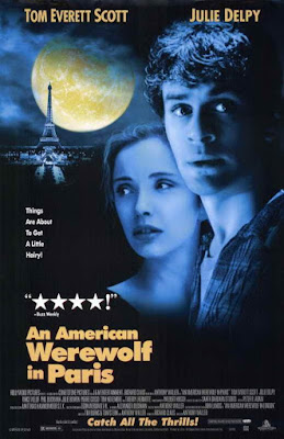 An American Werewolf in Paris Poster