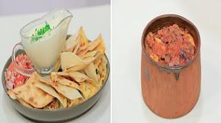 طريقة عمل طاجن بطاطس مع مكعبات اللحم - كاساديا الفراخ مع نورا السادات في عمايل إيديا 20-4-2017