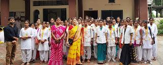 जौनपुर : छात्र-छात्राओं में आत्मविश्वास बढ़ें इसके लिए कराया जा रहा इंडस्ट्रीयल विजिट : अरविंद सिंह #NayaSabera