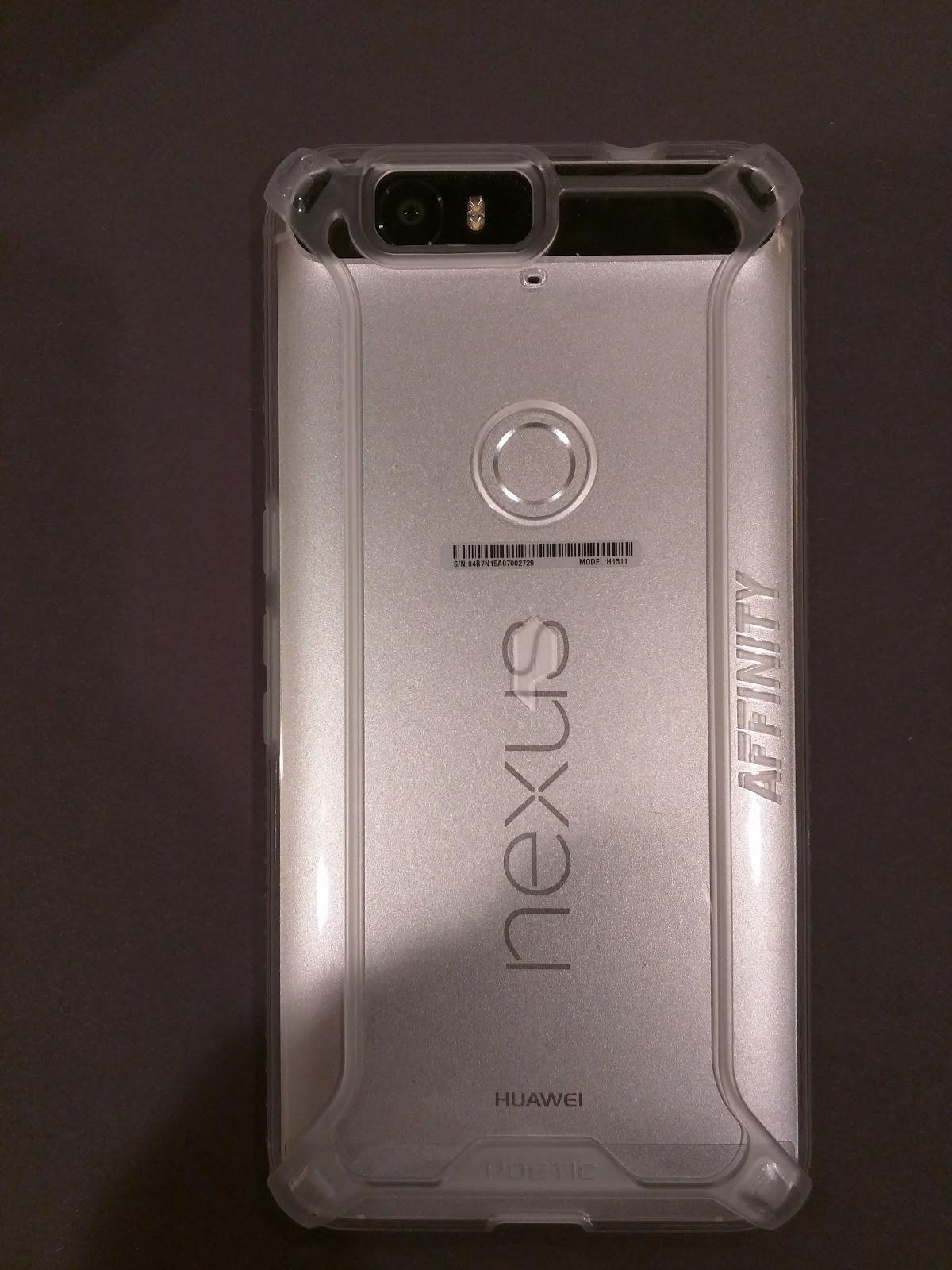 on sale 5e691 2db5e Poetic Cases: Nexus 6P Affinity