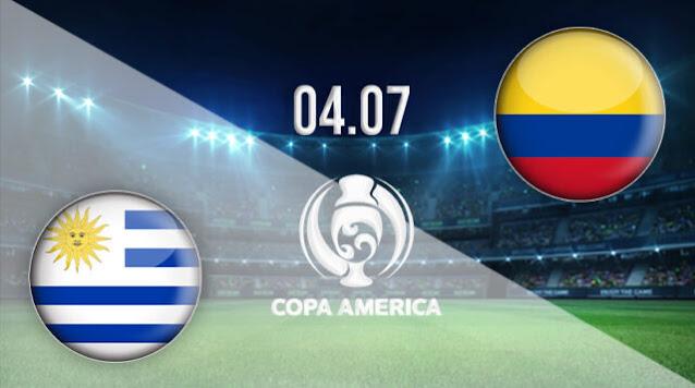 Colombia vs. Uruguay Live Copa America 2021: odds, picks, predictions