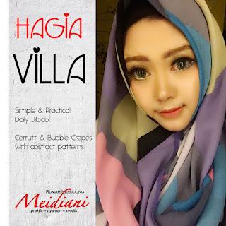jilbab instant Hagia Villa