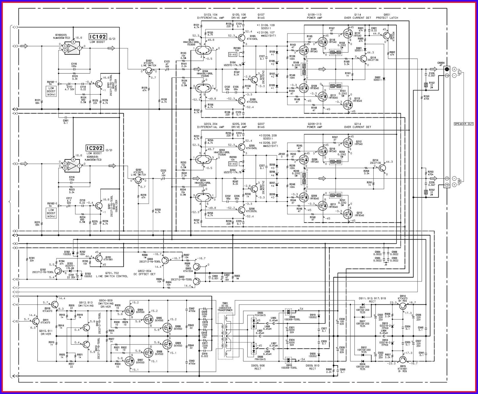 3 electronic equipment repair centre sony xm 2002gtw car amplifier