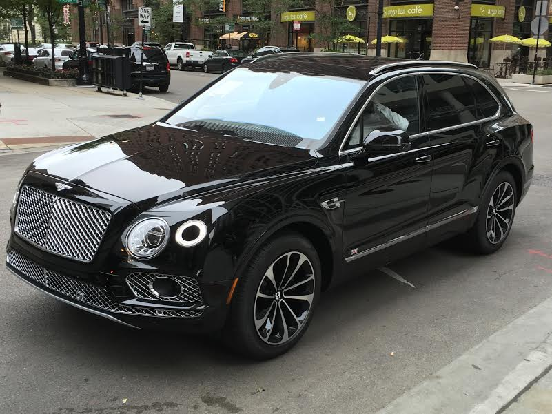 new house, new bentley suv in gold coast