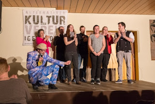 Poetry-Slam Igensdorf 2017