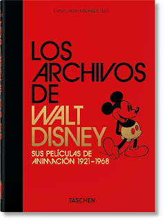 Los archivos Walt Disney
