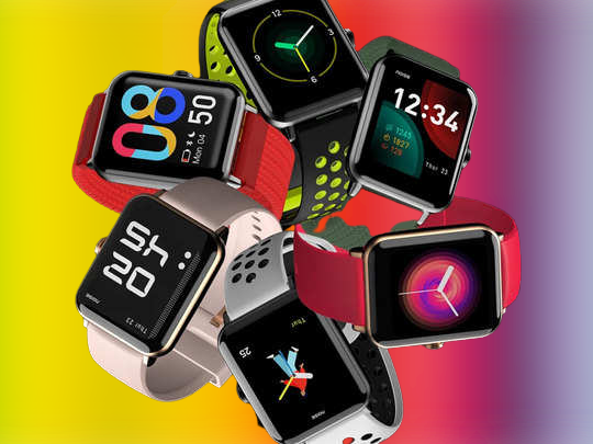 Top 5 best smartwatches under 5000 - latest update 2021