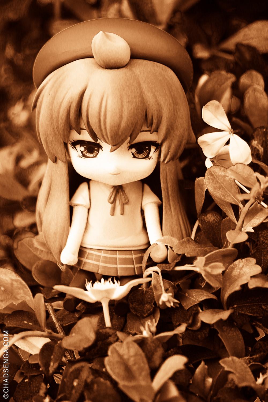 Chiaki Minami Nendoroid Unboxing and Photoshoot