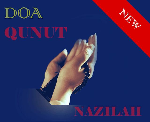 Qunut Nazilah Saat Shalat Subuh Arab Latin Dan Disertai