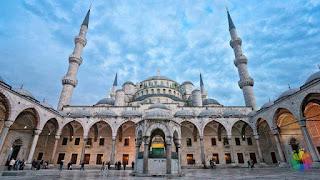 جامع السلطان احمد (المسجد الأزرق)