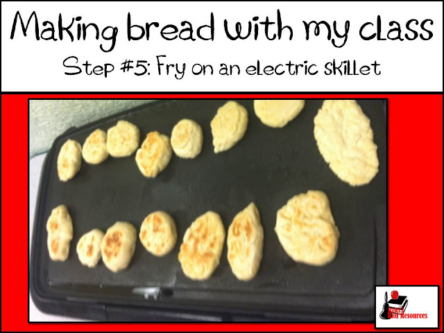 Unplanned lessons are often better than what is on the lesson plans - why I made bread with my class to help them learn what yeast did and understand the Case of the Gasping Garbage.
