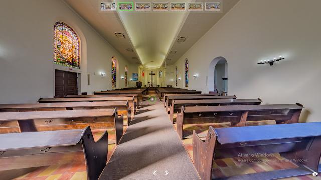Igreja da Paz - Joinville
