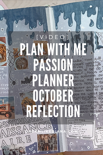 plan with me october reflection