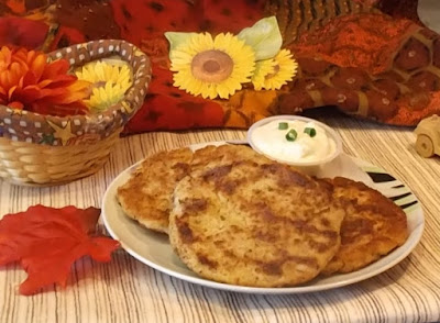 mashed potato pancakes recipe by candy dorsey