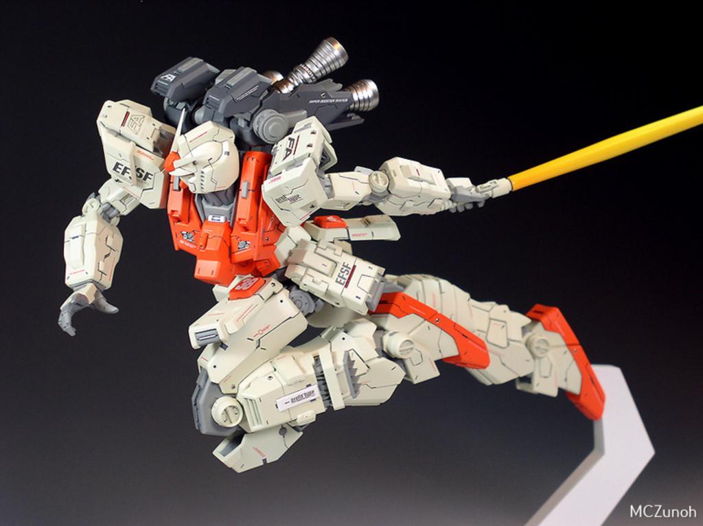 Volks 1/100 Full Armor Gundam Diatomaceous Ver.