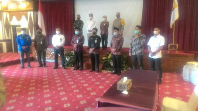Kapolda Jambi Hadiri Audensi Kementrian ESDM dengan Gubernur dan Bupati