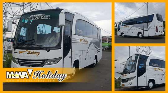 Agen Penyewaan Bus Pariwisata Bandung