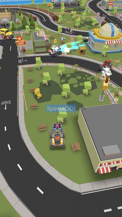 Monster truck.io XperMODS