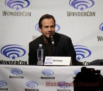 Bill Paxton at the Edge of Tomorrow panel