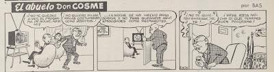 El abuelo Don Cosme, Lecturas 23-1-1968