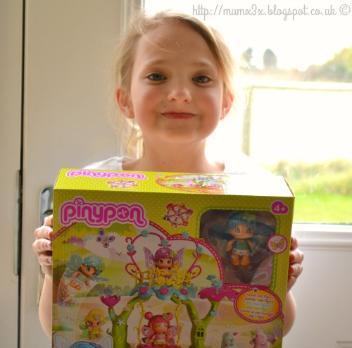 Pinpons from bandai review @ ups and downs, smiles & Frowns