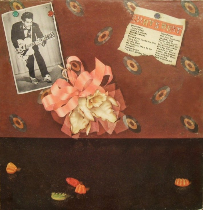 Vinyl Exam Chuck Berry S Golden Decade Chuck Berry
