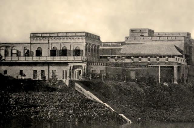 old image of bari kothi murshidabad