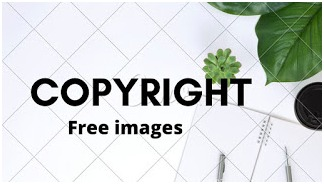 how to download copyright images for free?