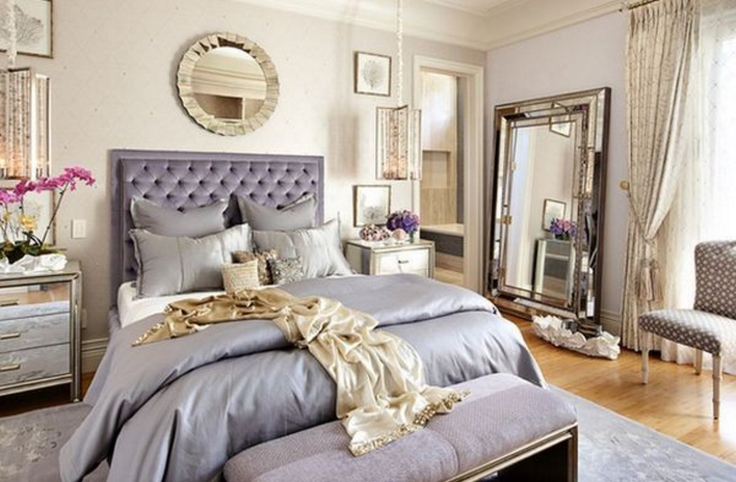 modern wall mirror design for bedroom 2