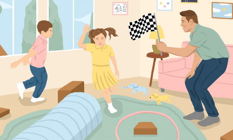 Build Your Daughter's Abilities With Pretend Games