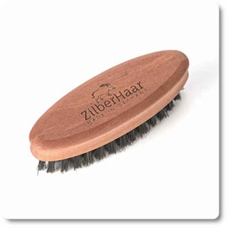19 ZilberHaar Soft Pocket Beard Brush by ZilberHaar