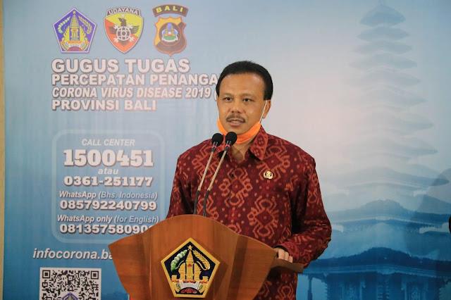 Positif Corona di Bali Sudah di Atas 1000, Masyarakat Masih Meboye
