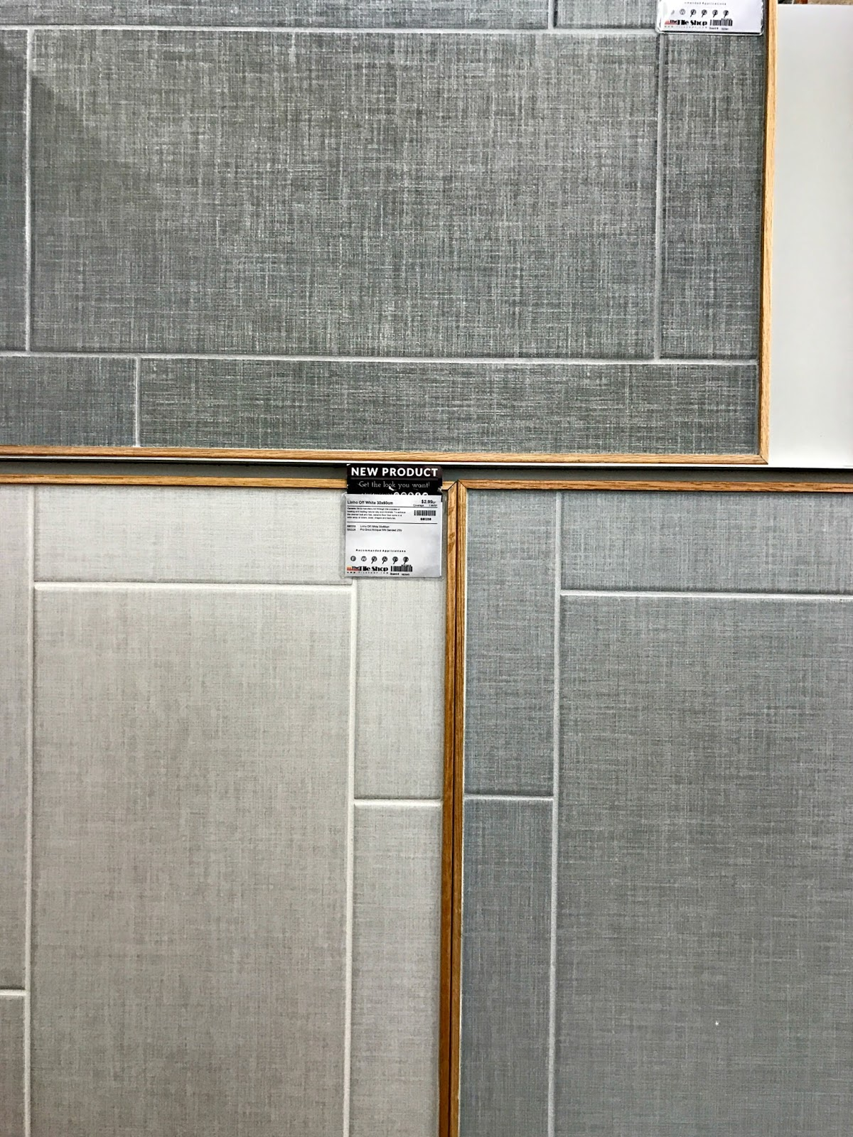 Bathroom updates and help me pick out the tile from Thrifty Decor Chick