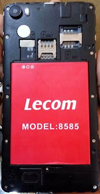 Lecom 8585 Flash File