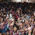 Festa do bloco Os Boleiros, é realizada no distrito de Angico, município de Mairi