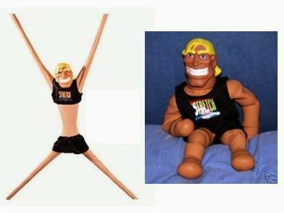 ... do Stretch Armstrong