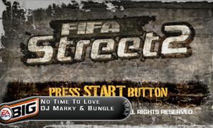 تحميل لعبة كرة الشوارع FIFA Street 2 لأجهزة psp ومحاكي ppsspp