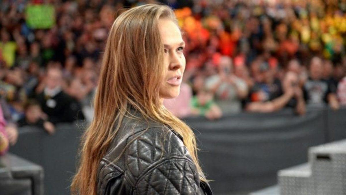 Contrato de Ronda Rousey com a WWE expira em alguns meses