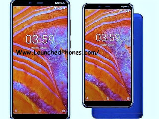 Nokia 3.1 Plus or Nokia X3 Specifications