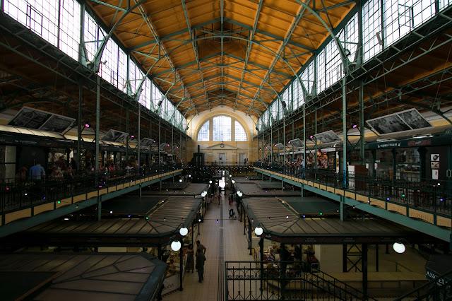 Mercato Belvarosi piac-Budapest