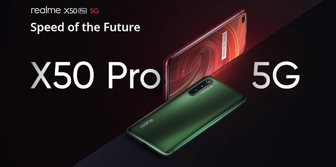 Realme X50 Pro 5G Price in India - Realme 5G Mobiles